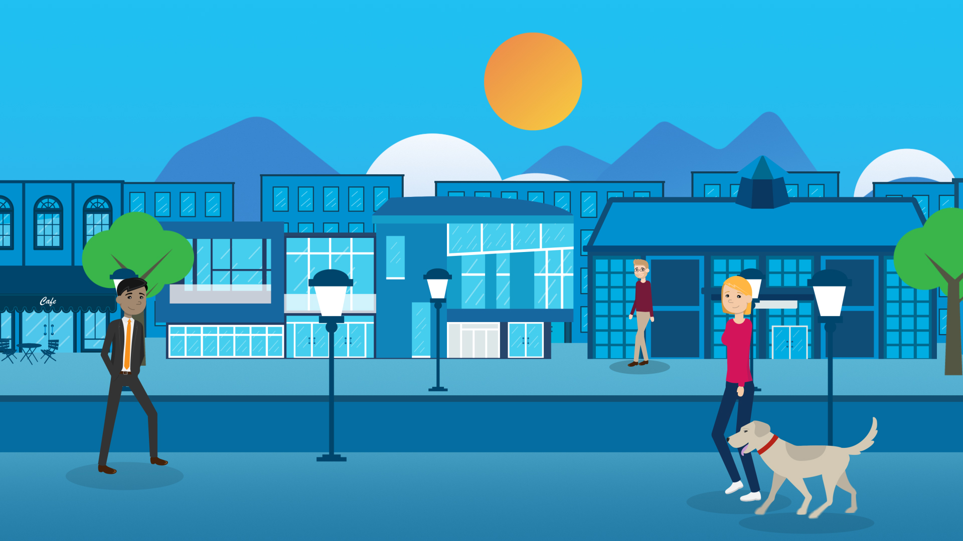 Explainer Whats Difference Between >> Asher Kaye Creative Animated Explainer Video For The Una